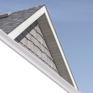 Craftsman Style Gutters