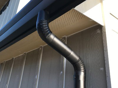 Classic Round Downspout
