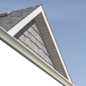 Spanish curved style gutters