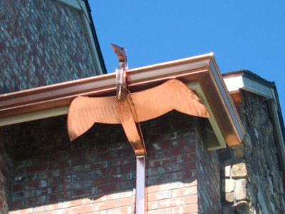 Commercial Gutters & Custom Styles